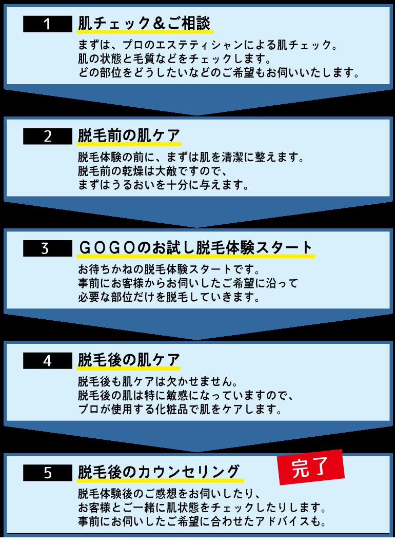 お試し1000円プラン